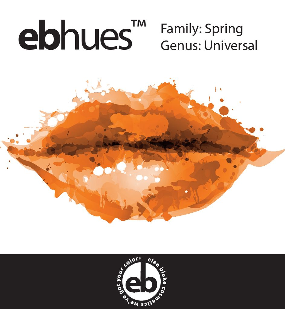 Spring [Yellow] Universal Spring Lip Palette