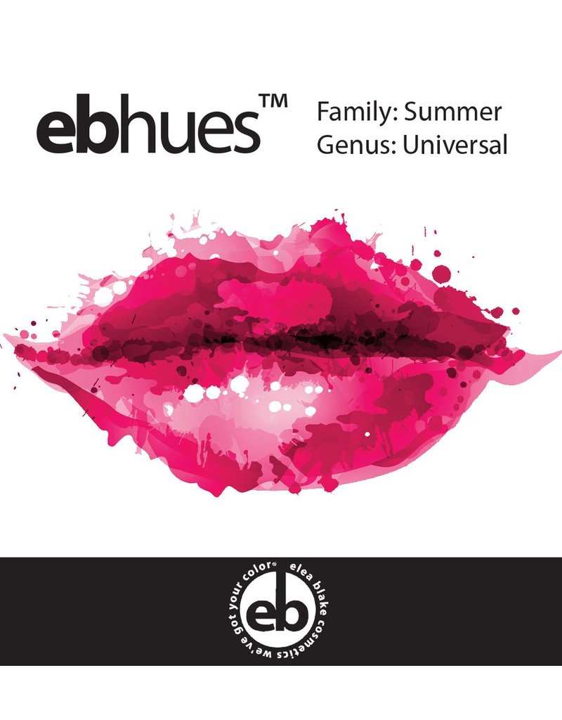 Summer [Blue] Universal Summer Lip Palette