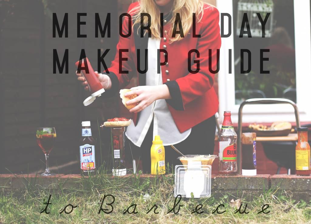 Memorial Day Makeup Guide
