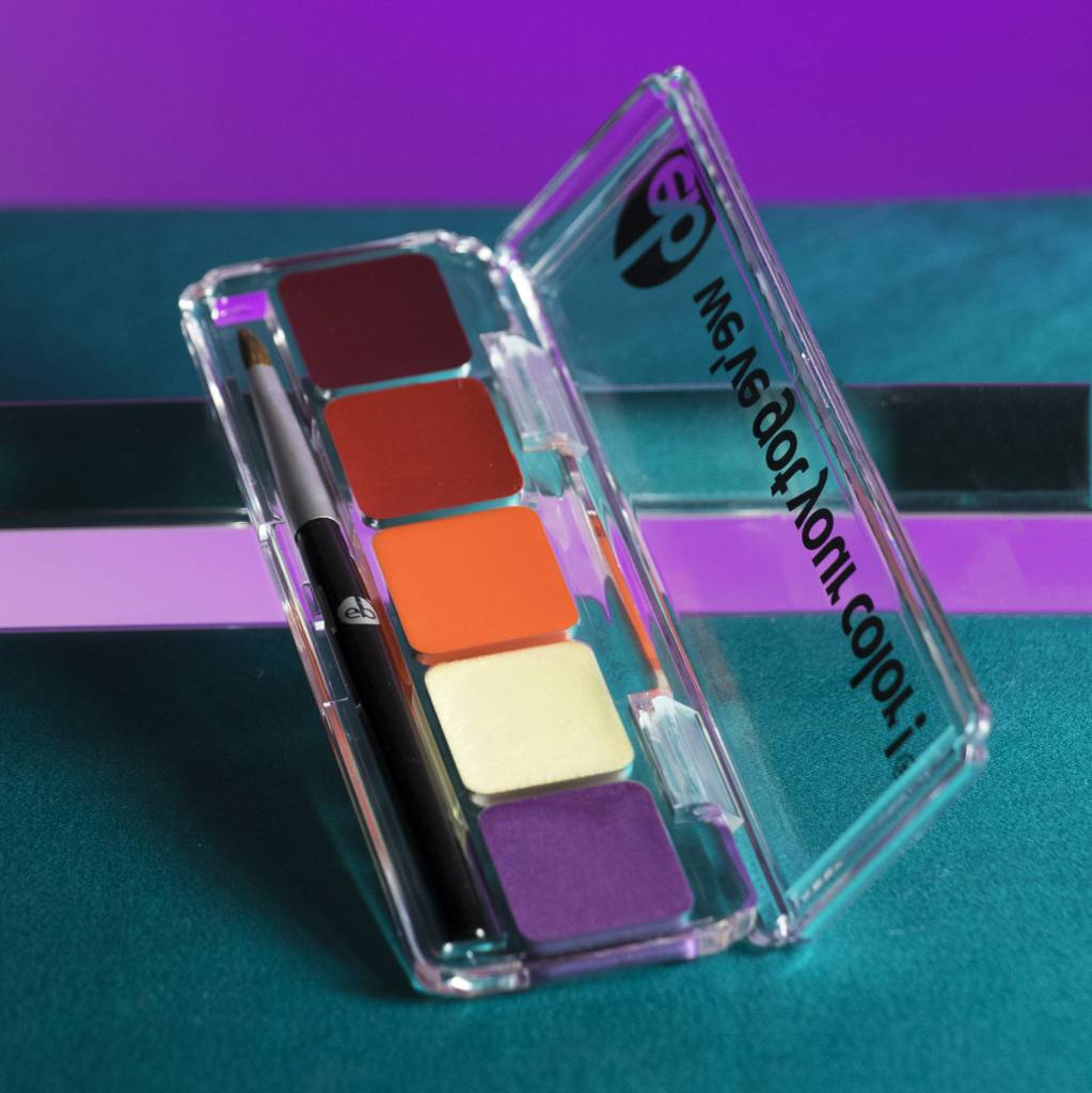 Fall Into Pantone 2018 Lip Palette