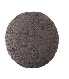 Lorena Canals USA, Inc Lorena Canals Pillow, Cushion Big Dot D.Grey
