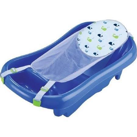 First Years INFANT TO TODDLER TUB WITH SLING Y3155A7
