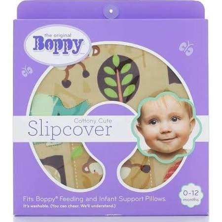Boppy Boppy Slipcover, Jungle Patch