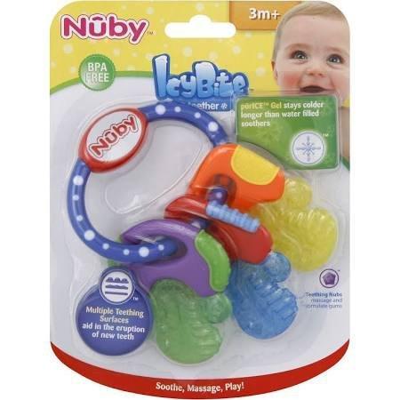 Nûby Nuby IcyBite Teether, 3m+