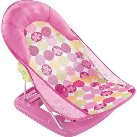 Summer Summer Infant Mother's Touch Deluxe Baby Bather, Pink