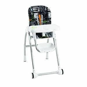 Evenflo ‑ Modern 200 High Chair, Crayon Scribbles
