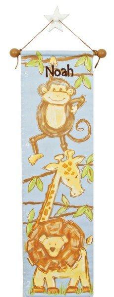 Renditions Tan Safari Growth Chart GC250