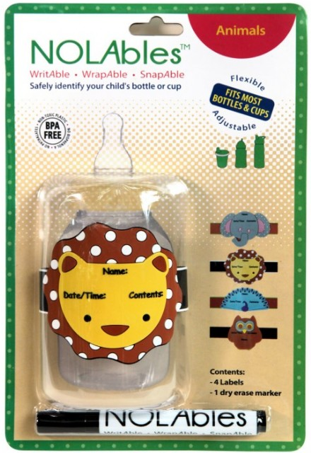 NOLAbles Animals 4-pack