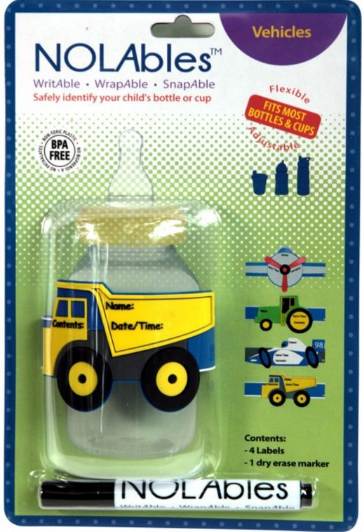 NOLAbles Vehicles 4-pack