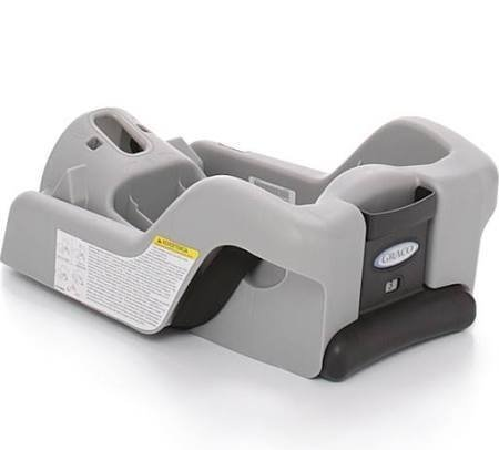 Graco SnugRide Classic Connect 30 Base, Silver