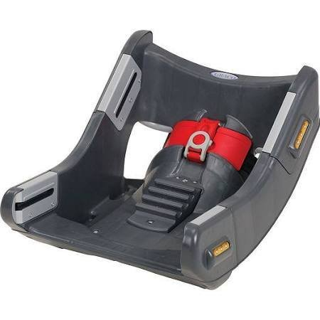 Graco Graco Smart Seat All-In-One Car Seat Base - Grey