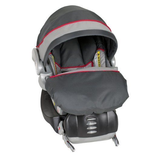 Baby Trend Flex Loc Infant Car Seat, Graphite