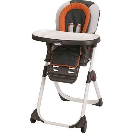 Graco Graco DuoDiner LX High Chair - Tangerine (Orange)