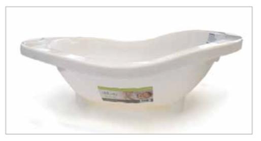 Kidiway Kidiway Regular Bathtub - White