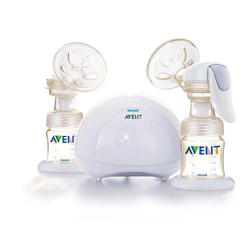 Philips AVENT Electric Breast Pump Duo