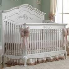 Bivona Dolce Babi Angelina Convertible Crib - Pearl