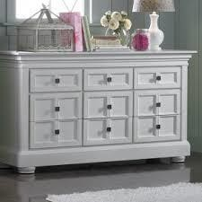 Bivona Dolce Babi Serena 9 Drawer Dresser - Saddle Grey