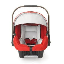 Nuna Nuna Pipa Infant Car Seat with Base ‑ Scarlet