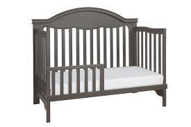 MDB Million Dollar Baby Etienne 4-in-1 Convertible Crib - Manor Grey