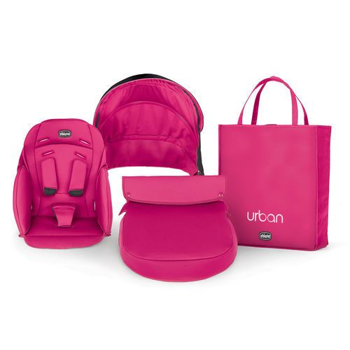 Chicco Chicco URBAN STROLLER COLOR PACK - PINK