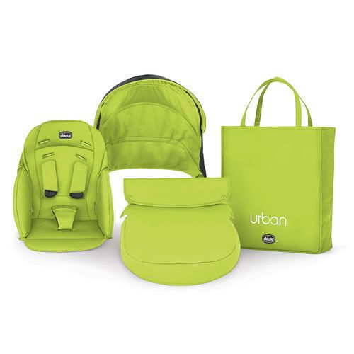 Chicco Chicco URBAN STROLLER COLOR PACK Green