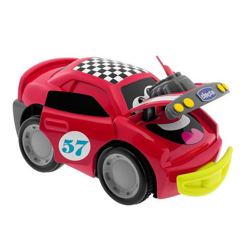 Chicco Chicco Turbo Touch Crash Derby Toy Vehicle, Red