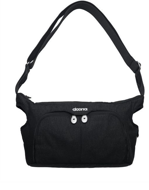 Happy Kidz Doona Essentials Bag - Black/Night