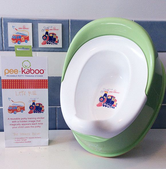 Pee*Kaboo Let's Roll Kit