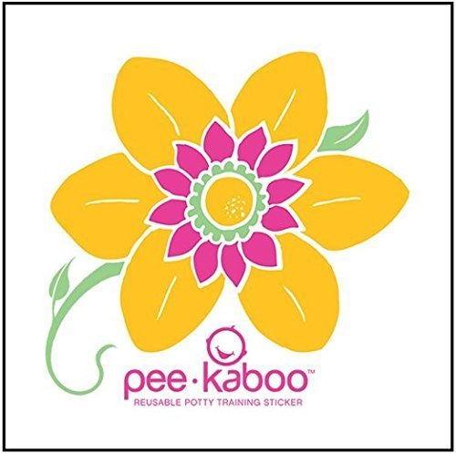 Pee*Kaboo Flower Sticker