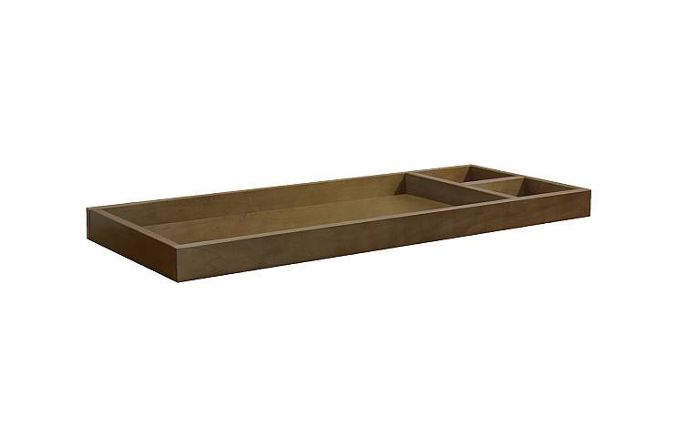 MDB Franklin & Ben Removable Changing Tray - Rustic Natural