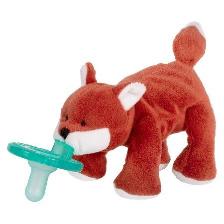 WubbaNub WubbaNub Infant Pacifier - Fox
