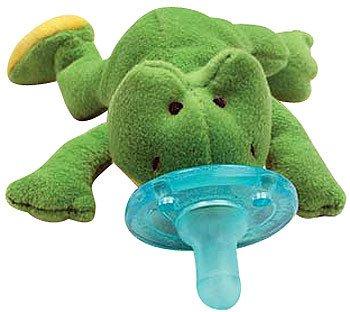 WubbaNub WubbaNub Infant Pacifier - Frog