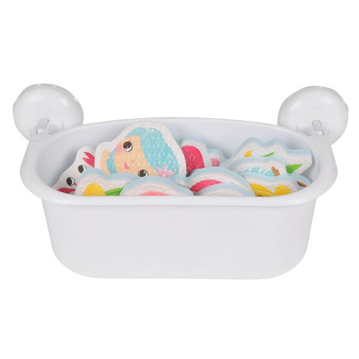 Schylling Bath Stories Once Upon A Mermaid