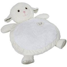 Taggies Bless This Baby Lamb Baby Mat