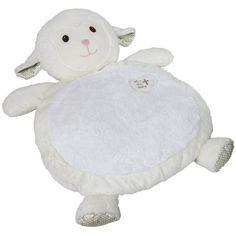 Taggies Bless This Baby Lamb Baby Mat