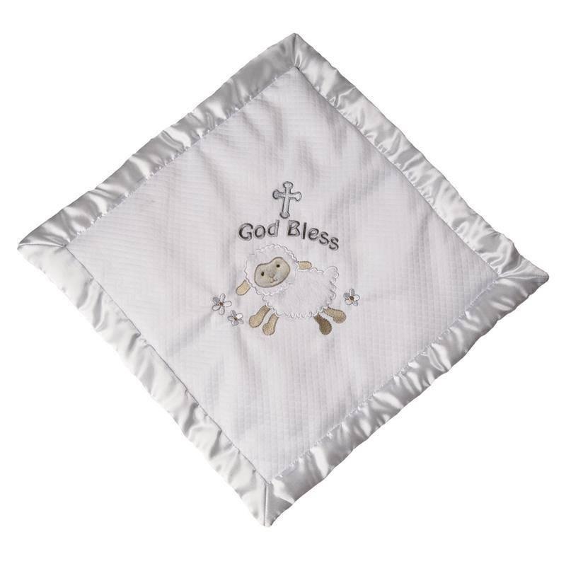 Mary Meyer Christening Cozy Blanket