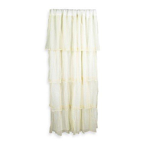 Tadpoles Tulle Curtain