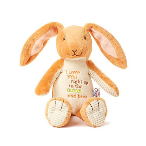 Guess How Much I Love You Bunny Toy