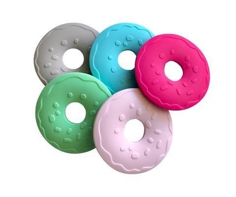 Little Teether Doughnut Teething Toy - Blush