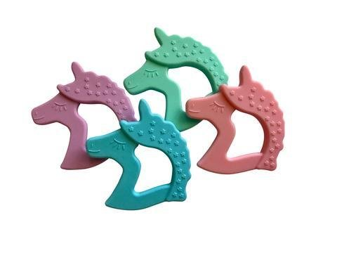 Little Teether Unicorn Teething Toy - Lilac
