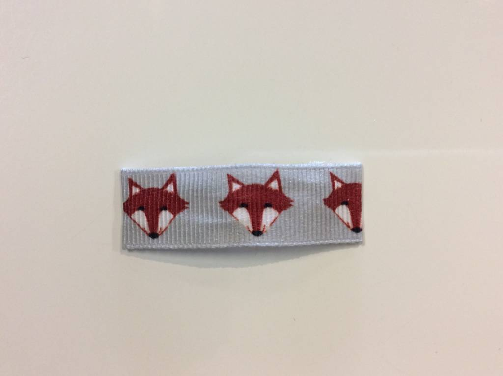 Barrette Bar Barrette Bar Silver Fox