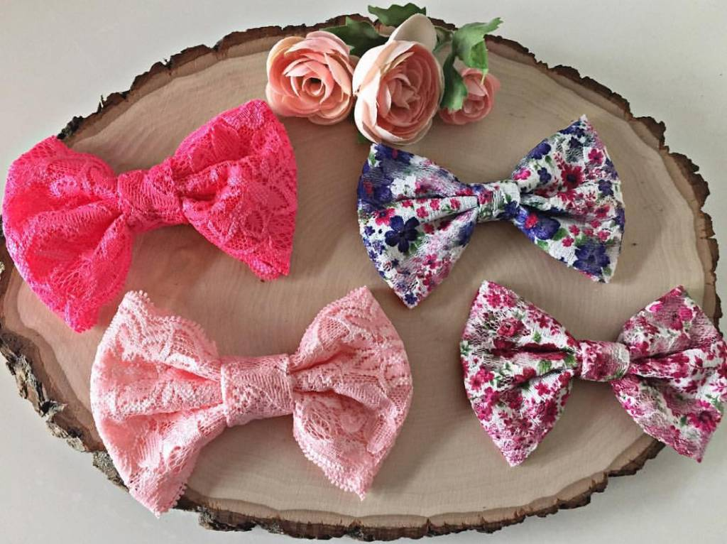 Headbands, Bows, & More