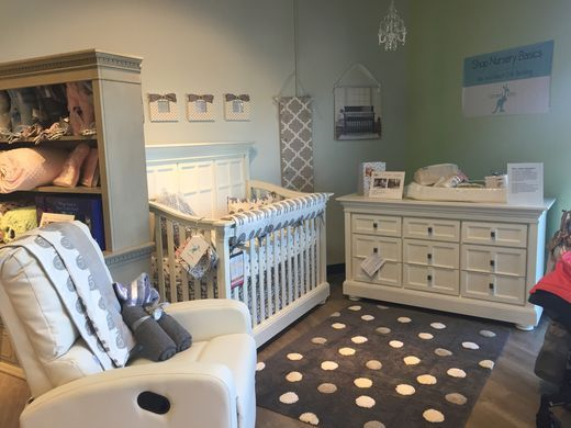 Tiny Toes Showroom Dolce Babi Nursery Furniture