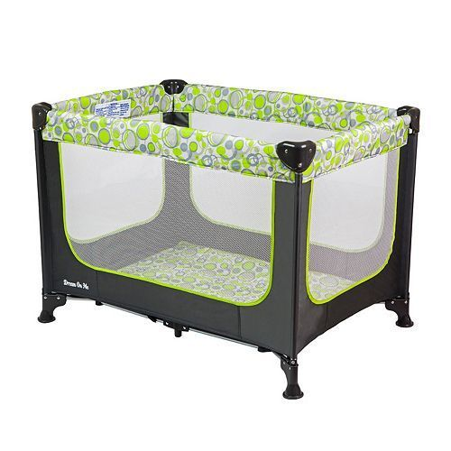 Dream on Me Portable Playard - Zodiak