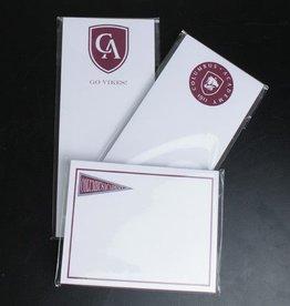 Donovan Designs Donovan Designs Skinnie Notepad - Go Vikes
