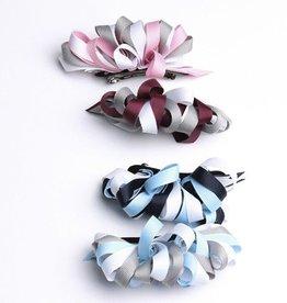 Educational Outfitters Educational Outfitters FBE48M mini ribbon burst barrette