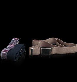 Educational Outfitters Educational Outfitters D Ring Plaid Belt