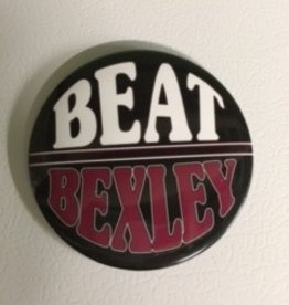 Beat Bexley Pin