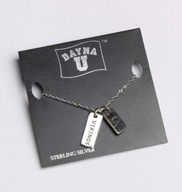 Dayna U Wholesale Sterling Silver Necklacewith Tag