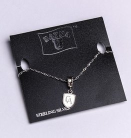 Dayna U Wholesale Sterling Silver Necklace with Charm